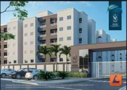Apartamento para venda possui 66 metros quadrados com 3 quartos em Alto do Calhau - São Lu