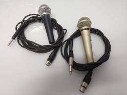 Kit com 2 microfones (CSR/Smart)