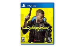 CyberPunk 2077 - PS4 - Mídia Física Lacrado