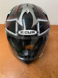 Capacete Zeus Helmet Tamanho G