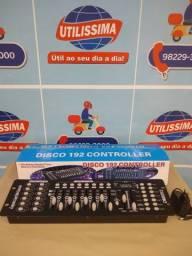 Mesa dmx 512/192 controller ? Entrega grátis