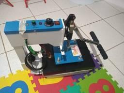 Máquina de estampar compacta print P25