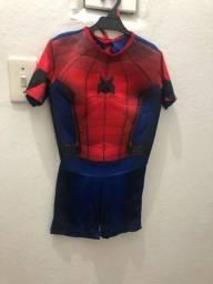 Fantasia Homem aranha Tamanho M