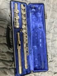 Flauta Transversal Selmer - seminova