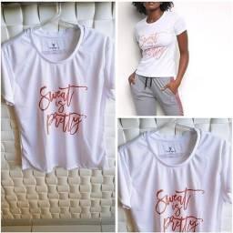 Título do anúncio: Camisetas femininas