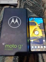 Moto G9 Power Novo(Leia descrição)