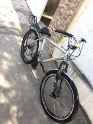 Título do anúncio: Bike de alumínio arrumada