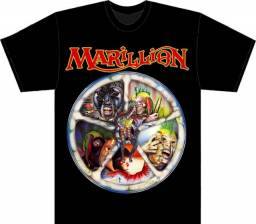 Camiseta Marillion - Real To Reel