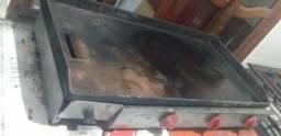 Chapa hamburgue, Fritadeira Elétrica