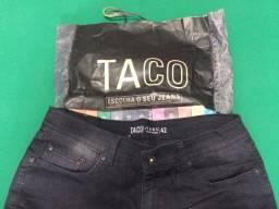 Calça jeans Taco System TAM 42