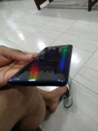 Samsung a71 128 Gb completo so esta com um trinco bem fininho