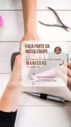 Título do anúncio: Vaga para Manicure com Experiência