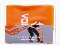 Faixa De Exercício Nível Médio (0,50MM) - Laranja Vollo Sports Ref: 2450630