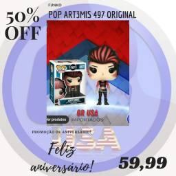 Funko Pop Art3mis 497(Original)