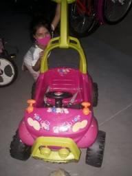 Carrinho smart rosa