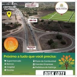 Título do anúncio: Loteamento Boa Vista - BR 116 //