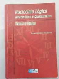 Rciocínio Lógico - Teoria e Teste