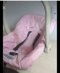 Bebê conforto rosa R$ 30,00