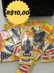 Aromatizantes LiTTle Trees ORIGINAL R$10,00
