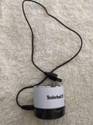 Caixinha de som Bluetooth Timberland