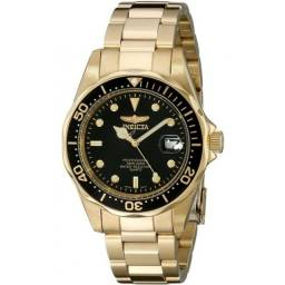 Título do anúncio: Relógio Invicta Pro Diver 8936 Dourado/ Preto
