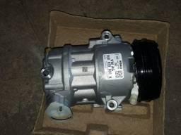 Compressor de ar condicionado Gol, Polo e Voyage motor 1.6