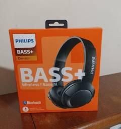Título do anúncio: Headphone Bluethooth Philips Bass+ _ Novo
