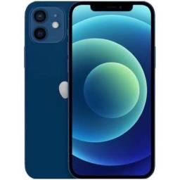 Título do anúncio: iPhone 12 mini azul 64gb