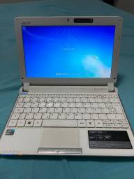 Netbook Acer 100% funcionando.