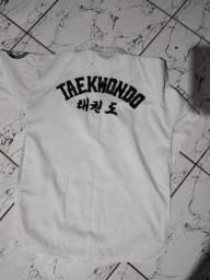 Kimono / quimono / uniforme / roupa de Taekwondo completo  Tam. GG / 50