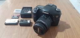 Canon + kit COMPLETO!!