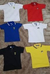 Camisa polo T.tigre infantil