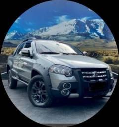 Título do anúncio: Fiat Strada cabide dupla 11/11