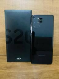 Samsung Galaxy S20+ Plus 128gb Preto (12x Sem Juros)