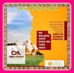 Título do anúncio: Solaris Loteamento em Itaitinga-Gererau *&¨%