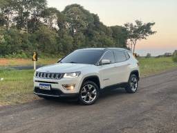 Jeep Compass Limited 2.0 Flex 2017