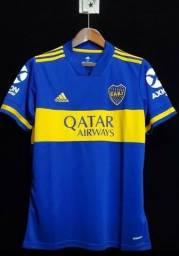 Camisa do Boca Juniors