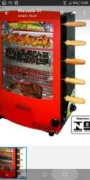 Forno/churrasqueira  Rotativo Industrial Prr051 Rede Style Progas