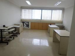 Título do anúncio: Sala à venda, 80 m² por R$ 270.000,00 - Vila Belmiro - Santos/SP