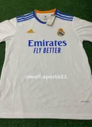 Título do anúncio: Camisa do real Madrid masculina 2021/2022