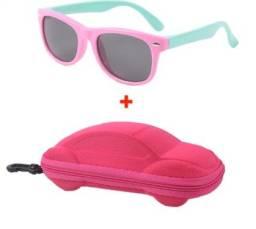 Título do anúncio: Óculos de sol infantil fem./masc.