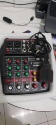 Mesa de som MC4-BT