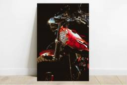 Título do anúncio: Quadro MDF Harley São Carlos