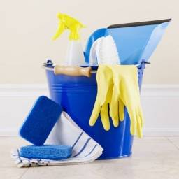 Faxina/ limpeza- profissional treinada para segurança contra covid19