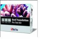 Kit Teste Red Sea - Top de Linha - Foundation Pro - CA/KH/MG