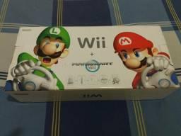 Nintendo Wii desbloqueado + HD com jogos