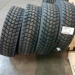 Pneus P/ Caminhões Michelin e BFGoodrich