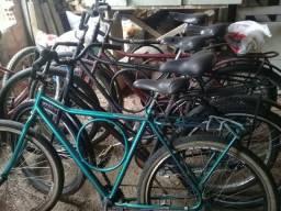 Vendo 5 bicicletas antigas