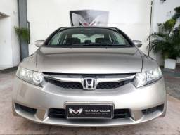 Honda Civic 1.8 LxL 16V 2010/2011 Dourado - 2011