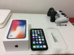 IPhone X - 64gb - Na garantia
